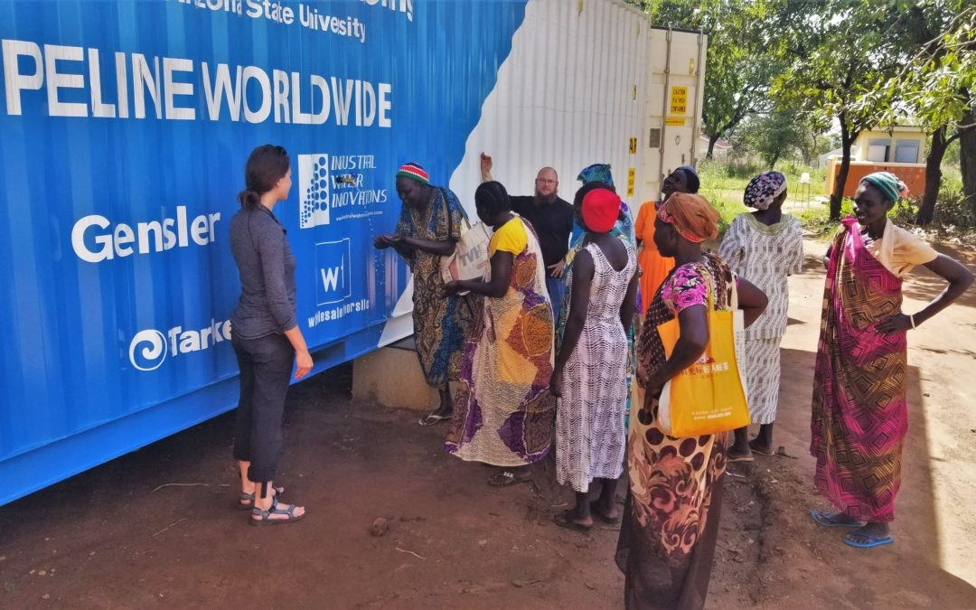 Off-Grid Medical Clinic Delivers to Uganda