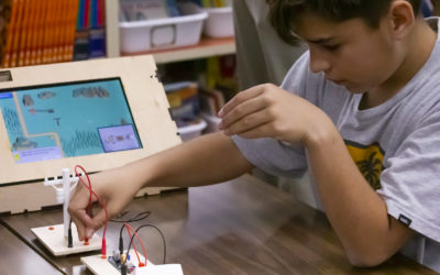 Microgrid-On-a-Desk (MOD) meets 5th grade students
